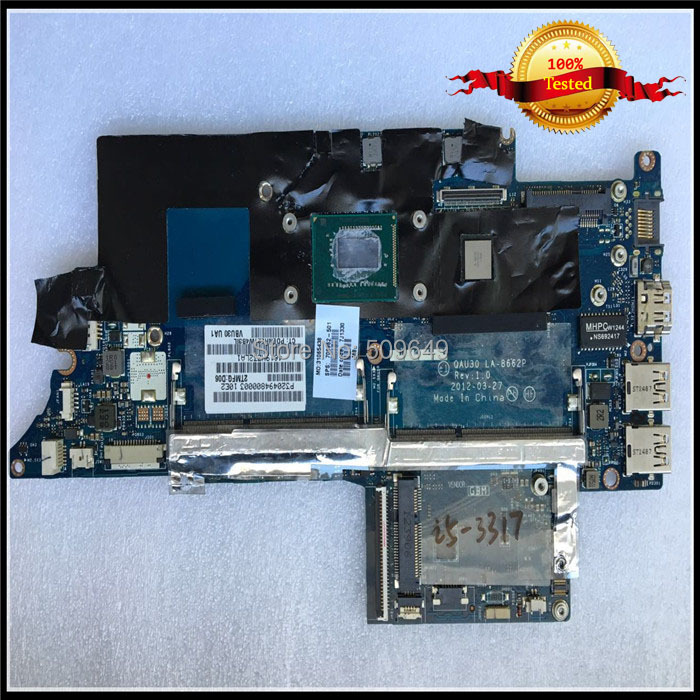 708962-001  For HP laptop mainboard ENVY4 708962-501 laptop motherboard,100% Tested 60 days warranty кабель minijack 2rca atlas element metik 1 m