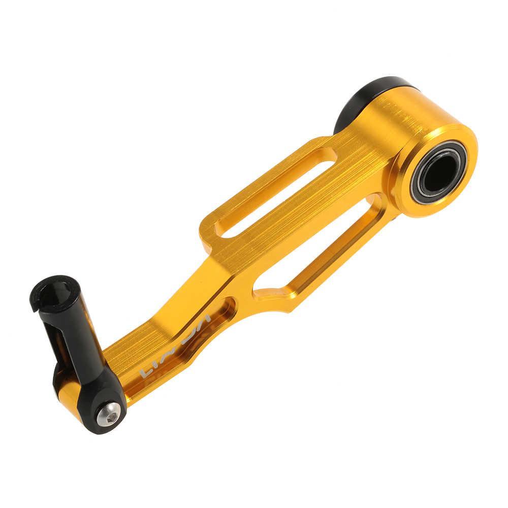 Lixada короткий рычаг V тормоз для складной велосипед суппорты Al 7075 Алюминиевый сплав 6061-T6 алюминиевые титановые