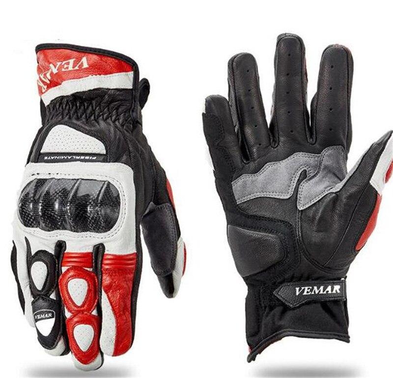 New Winter Windproof Waterproof Motorcycle Gloves Motorcross Riding Snowboard Skiing Warm Luvas Da Motocicleta