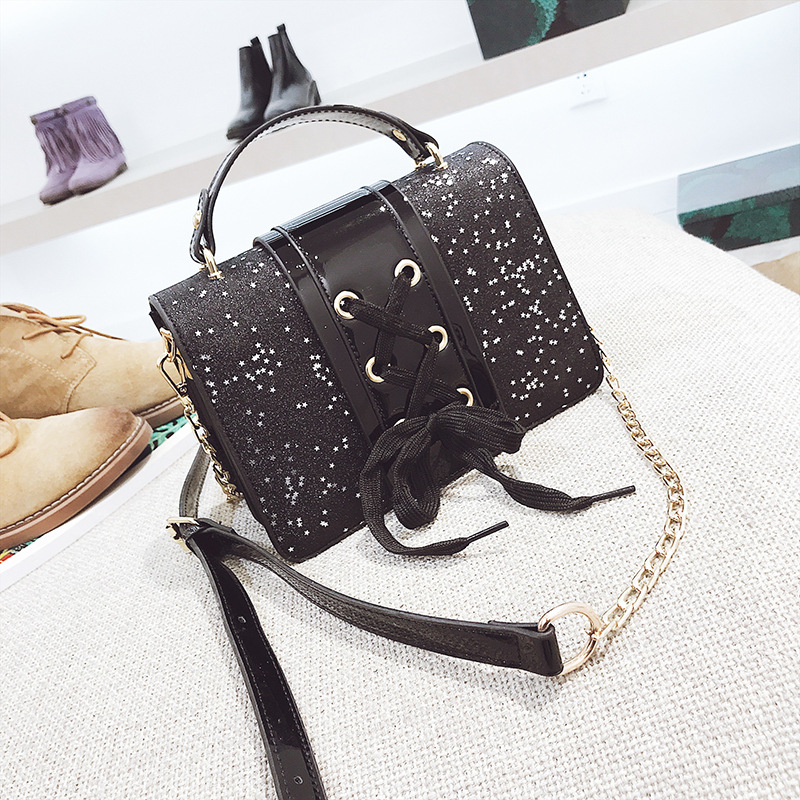 2018 New TinTon women high quality pu leather bags crossbody bags fashion color string design cover shoulder strap lady handbag new split leather snake skin pattern women trunker handbag high chic lady fashion modern shoulder bags madam seeks boutiquem2057