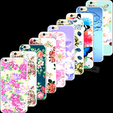 Noble Elegant Sika Deer Silicon Phone Shell Cover For Apple iPhone 6 iPhone 6S iPhone6 iPhone6S Case Cases HFB BAG EYA PRA