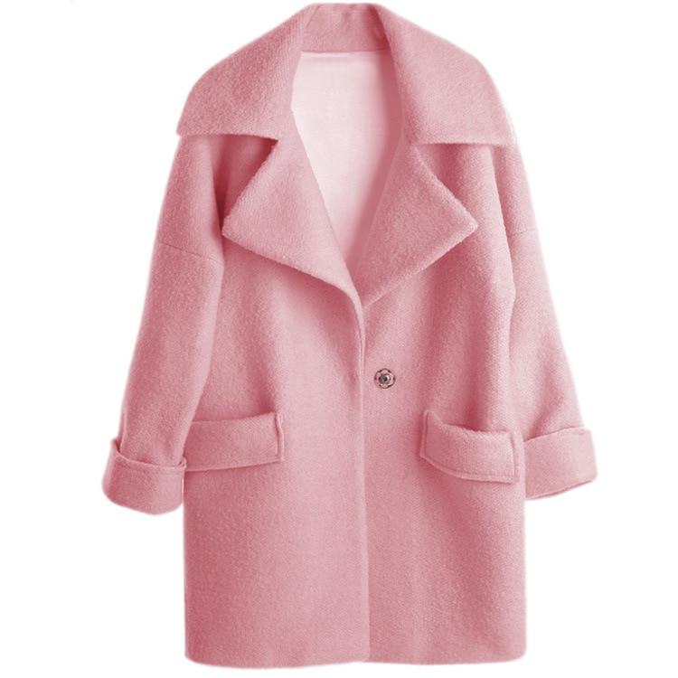 Popular Women's Pink Coats-Buy Cheap Women's Pink Coats ...