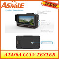 "4.3"" IP Camera CCTV Tester Monitor  For HD 720P 1080P IP Or  Analog Camera Testing Cable Scan CVBS input from asmile"