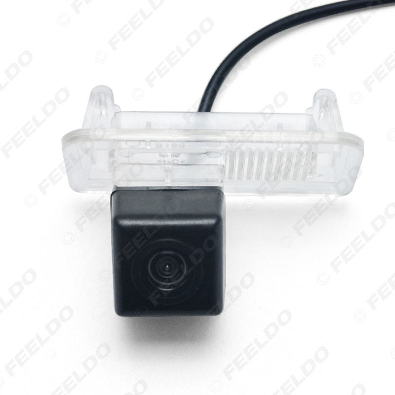 FEELDO 1Set Special Rear View Car Camera For Mercedes Benz B200 All Series Reverse Backup Camera #MX4779 Islamabad