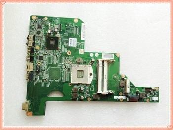 Для ноутбука HP G62 605903-001 для ноутбука HP G62 CQ62 G72 материнская плата с чипсетом HM55 полный тест