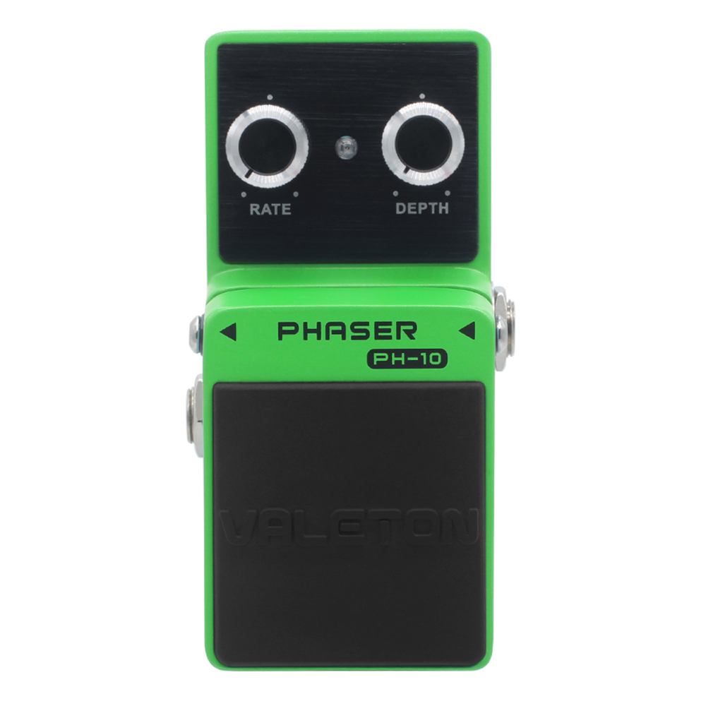 Valeton Analog Phaser Electric Guitar Effect pedal PH-10 PH 10