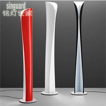 ming lumire famille de design italien moderne exposition dart calla lys lampadaire - Lampadaire Design Italien
