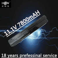 HSW 7800MaH batería de la batería para HP ProBook Probook 4330s 4435s 4446s 4331s 4436s 4530s 4440s 4535s 4431s 4441s 4540s 4545s batteria