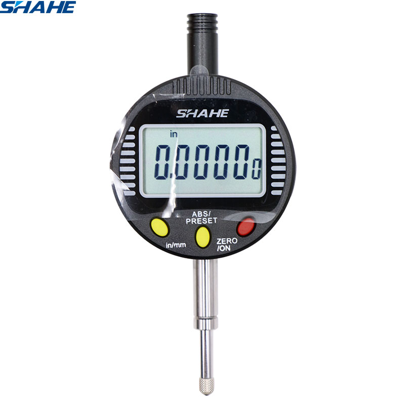 0.001mm//0.00005/'/' Digital dial indicator Probe Gauge Clock Range NEW