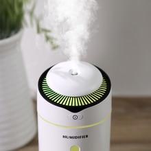 Novo mini i9 umidificador de ar névoa fina 2 engrenagens spray usb umidificador 300ml mudo difusor desktop para escritório em casa carro