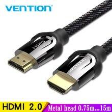 Vention hdmi кабель к 20 4k для xiaomi проектор переключатель