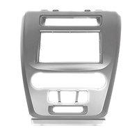 2 Din Car Radio Stereo Fascia Panel Frame DVD Dash Installation Kit For Ford Fusion 2009