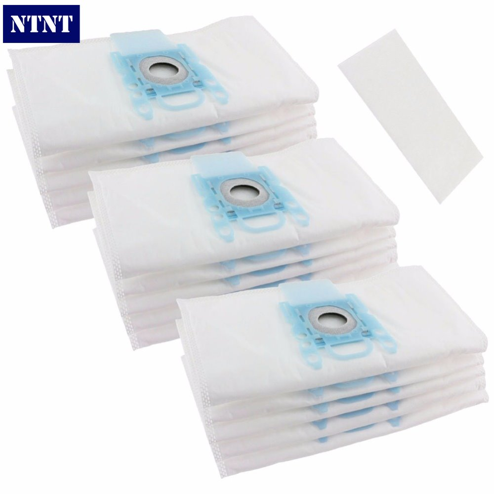 NTNT Free Post New 1 Filter + 15 Stock  Vacuum Clean Dust Bag For Karcher VC6100 VC6200 RC free post new 2 pcs for karcher vacuum cleaner bags dust bag filter bag for karcher vc 6 150 vc 6100 vc 6200 vc 6300