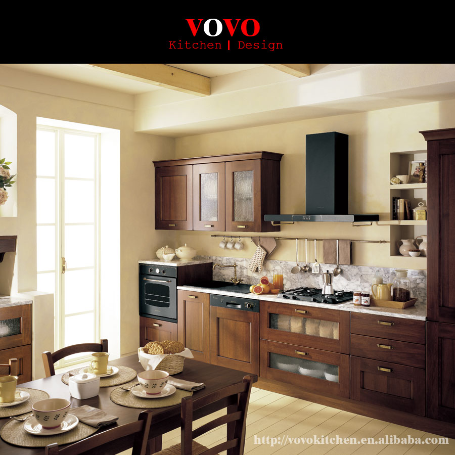 High quality popular pvc kitchen cabinet on for Quality kitchen cabinets