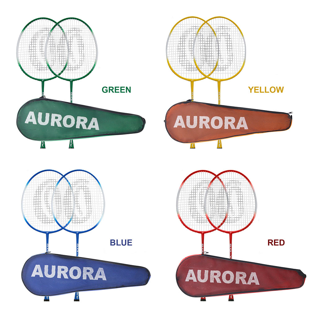 Nylon Sporting Goods Badminton Racket School Lightweight Sports Toys Movement Game