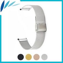 Milanese Stainless Steel Watch Band 16mm 18mm 20mm 22mm 24mm for Casio BEM 302 307 501 506 517 EF MTP Strap Loop Belt Bracelet