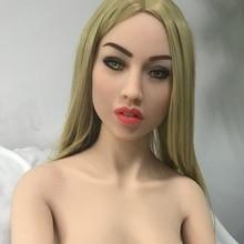 63# oral sex doll head, realistic full silicone sex love doll head for 135-170cm body high quality