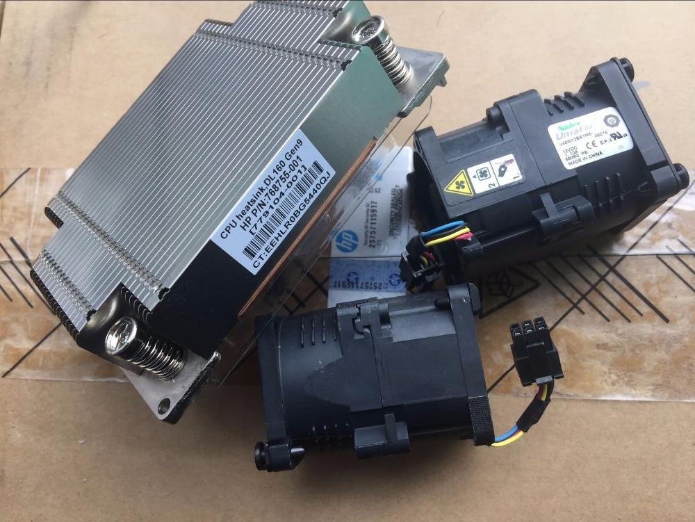 SXDOOLพัดลมระบายความร้อนฮีทซิงค์768755 001 779104 001-ใน พัดลมและระบบทำความเย็น จาก คอมพิวเตอร์และออฟฟิศ บน AliExpress - 11.11_สิบเอ็ด สิบเอ็ดวันคนโสด 1
