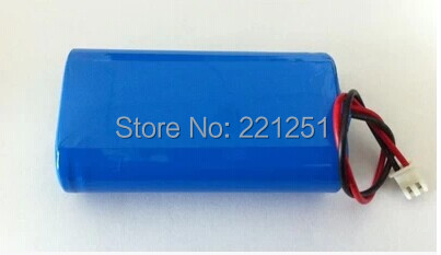 7.2 V/7.4 V / 8.4 V 18650 lithium <font><b>battery</b></font> 2200 mA Rechargeable <font><b>Battery</b></font> megaphone speaker protection board+ Free Shipping image