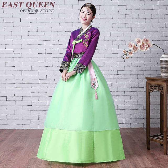 b62e7475c2b Korean hanbok dress clothing Korean traditional dress hanbok Korean fashion  clothing national costume traditional KK029
