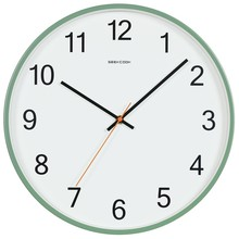 New Digital Wall Clock 35cm Metail Circular Modern Design For Home Decoration Super Mute Watch Dropshipping