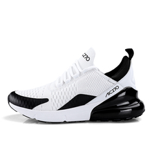 2018 New Arrival Men Running Shoes Sports Outdoor Breathable