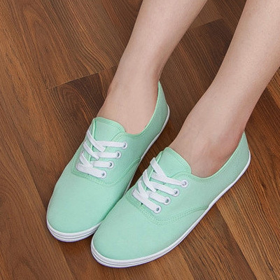 Casual canvas women shoes 2016 new fashion chaussure femme casual shoes platform shoes