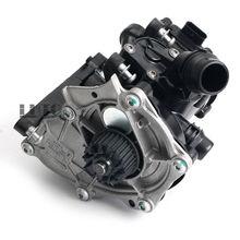 Brand New Bomba de Água Eletrônico Montagem Do Termostato Para VW GTI MK7 Passat AUDI A3 A4 A5 1.8 2.0 TSI TFSI EA888 MKIII
