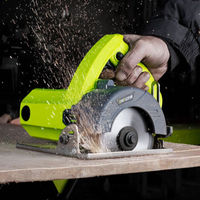 220V High Power Multi function Electric Wood Metal Marble Tile Brick Cutter Saw 1500W 110mm