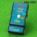 KELUSHI Бесплатная Доставка! CT-168 Multi-модульный Сетевой RJ45 Cat5 RJ11 Ethernet Горячая Кабель LAN USB Тестер и USB Кабель Тест