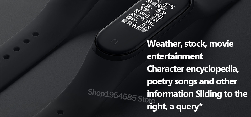 Xiaomi Mi Band 4 Smart Watch Standard Version Heart Rate Activity Fitness Tracker Smart Band Bracelet Colorful Display 2019 New (33)