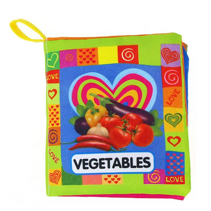 Minkšti augaliniai audiniai Kūdikių žvalgybos vystymasis Sužinokite, kaip pažinti knygą Daržovių levertas Dropship Oct 25