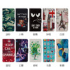 Funny Patterned Cartoon Cute Leather Flip Cover For ZTE Z Max Pro Z981 6.0inch Wallet Case With Magnet GX1