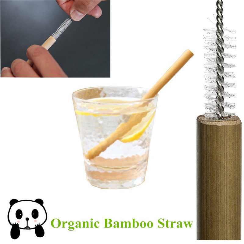 2Pcs-Set-Bamboo-Straw-Organic-23cm-Eco-Friendly-Bamboo-Straw-Reusable-Drinking-Straws-with-Cleaner-Brush (1)