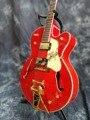 China OEM firehawk G1retsch Falcon 6120 Semi Hollow Jazz Electric Guitar  In  stock