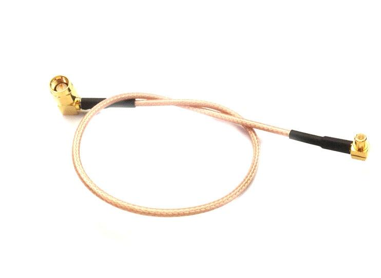 RF-antennikaabel 30cm RG316 P-SMA pikendus MCX-i - Sideseadmed - Foto 2
