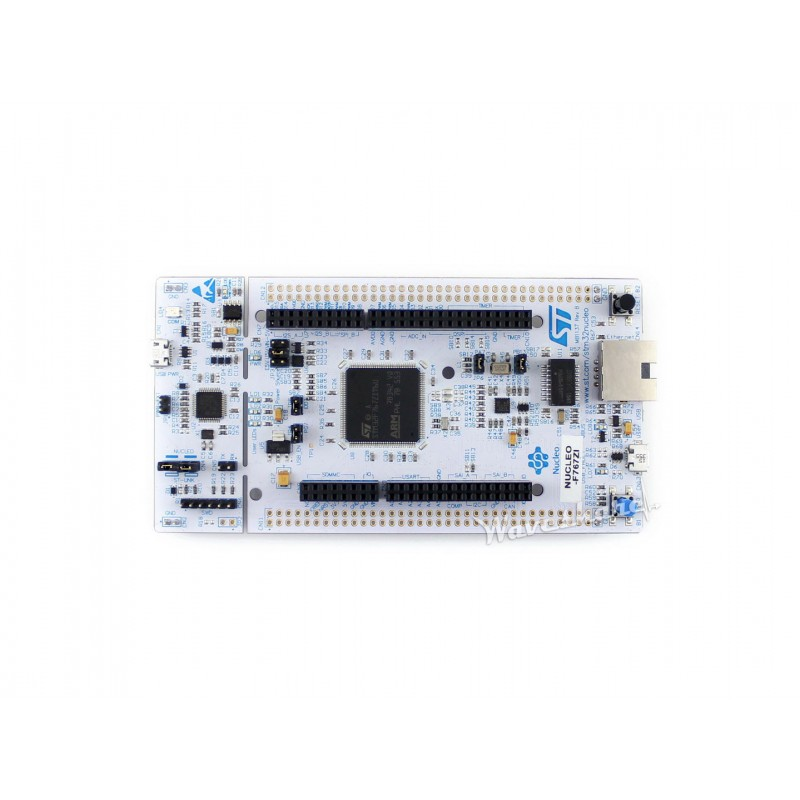 ST Official STM32 Nucleo-144 Development Board with STM32F767ZI MCU NUCLEO-F767ZI Supports ST Zio and Morpho Connectivity nucleo f446re stm32 nucleo development board with stm32f446ret6 mcu supports arduino