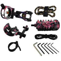 Hunting Archery Combo Bow Basic Accessory Tools Sight Kits Arrow Rest Stabilizer Compound Bow Accessories 5