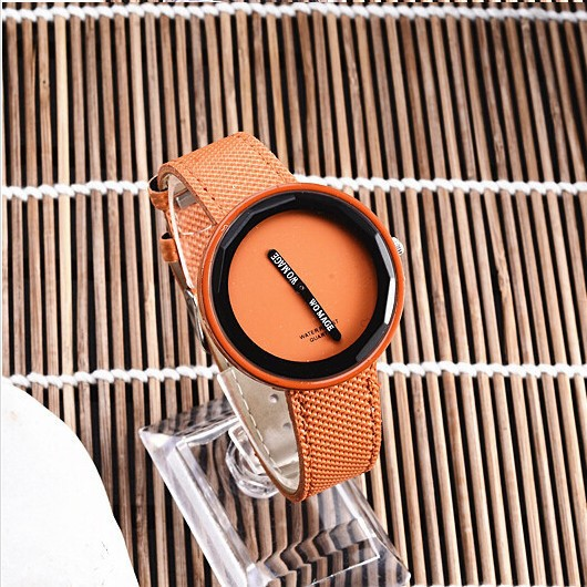 WoMaGe Brand Watch Women Watches Leather Strap Women's Watches Ladies Watch Clock saat relogio feminino montre femme reloj mujer sexy one piece swimsuit women swimwear trikini bathing suit push up monokini padded maillot de bain femme halter beachwear d261