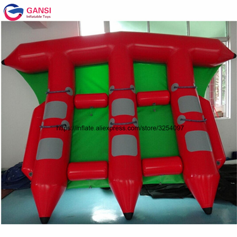 6 Seats Inflatable Towable Boat Flyfish Inflatable Flying Fish Tube 0 9mm Pvc Flying Banana Boat For Sale Inflatable Flying Inflatable Towableinflatable Boat Aliexpress