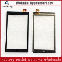 Para Alcatel One Touch Pixi 4 (7) 3G 9003X9003 Tablet Touch Pad PC Panel Frontal Exterior de la Lente de Cristal Digitalizador de piezas de repuesto