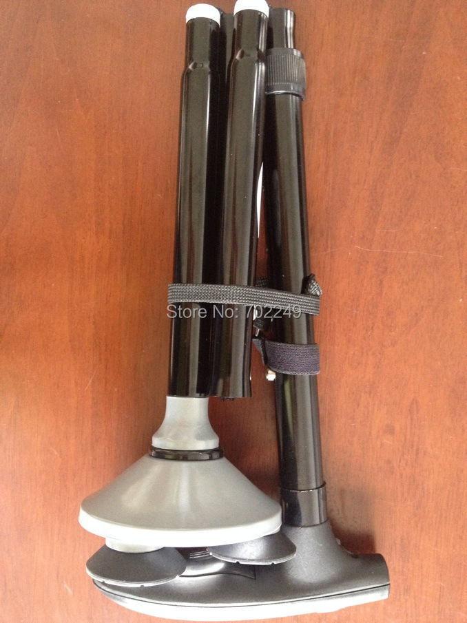 Ходячая трость медицинская Алюминиевая Телескопическая складная костыли трость