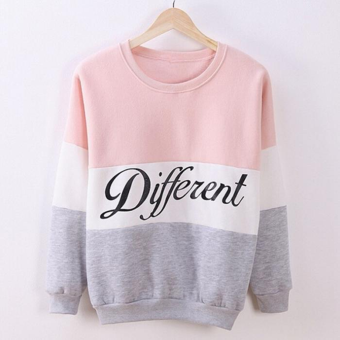 Women Sweatshirt And Ladies Love Printed Casual Pullovers Girls Long Sleeve Spring And Autumn Plus SizeTY66 6