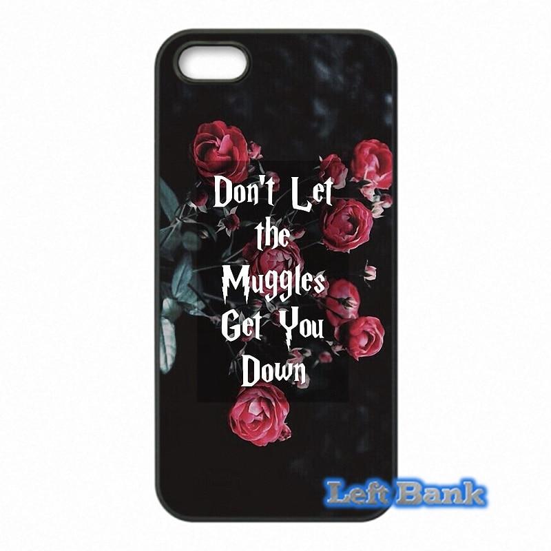 Harry Potter Dont Let The Muggles Phone Cases Cover For Xiaomi Redmi 2 3 3S Note 2 3 Pro Mi2 Mi3 Mi4 Mi4i Mi4C Mi5 Mi MAX