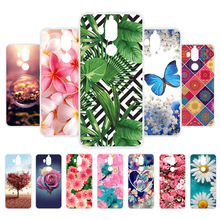 3D DIY Soft Painted Case For TP-LINK Neffos X9 TP913A Silicone Cases Back Cover Fundas Coque Housing