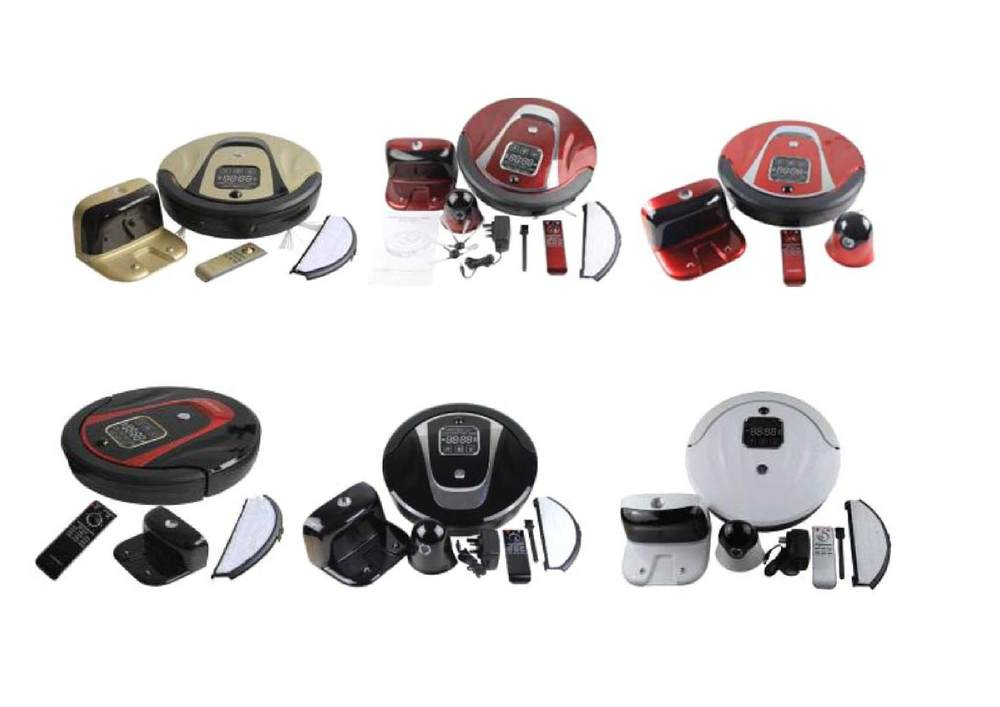 Free shipping 2013 Hot selling Multifunctional robot vacuum cleaner  KA-450