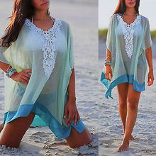 2017 kobiet stroje kąpielowe damskie szyfon Wrap Beach sukienka sarong Pareo Bikinis zestaw Cover-UPS szalik kobiety Beachwear strój kąpielowy duży tanie tanio Poliester hirigin Kwiatowy Pasuje do rozmiaru Weź swój normalny rozmiar