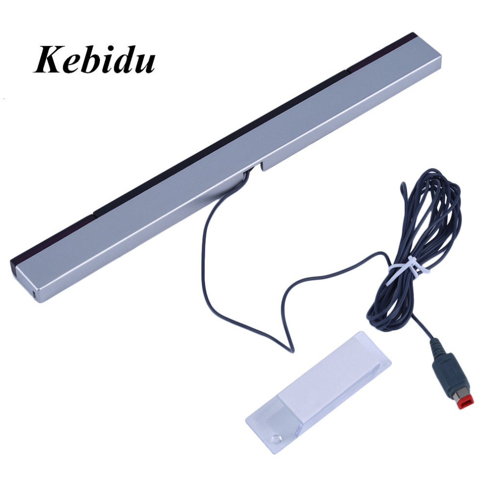 Kebidu Professional Wired Infrared IR Signal Ray Sensor Wifi Receiver for Nintendo Game Console
