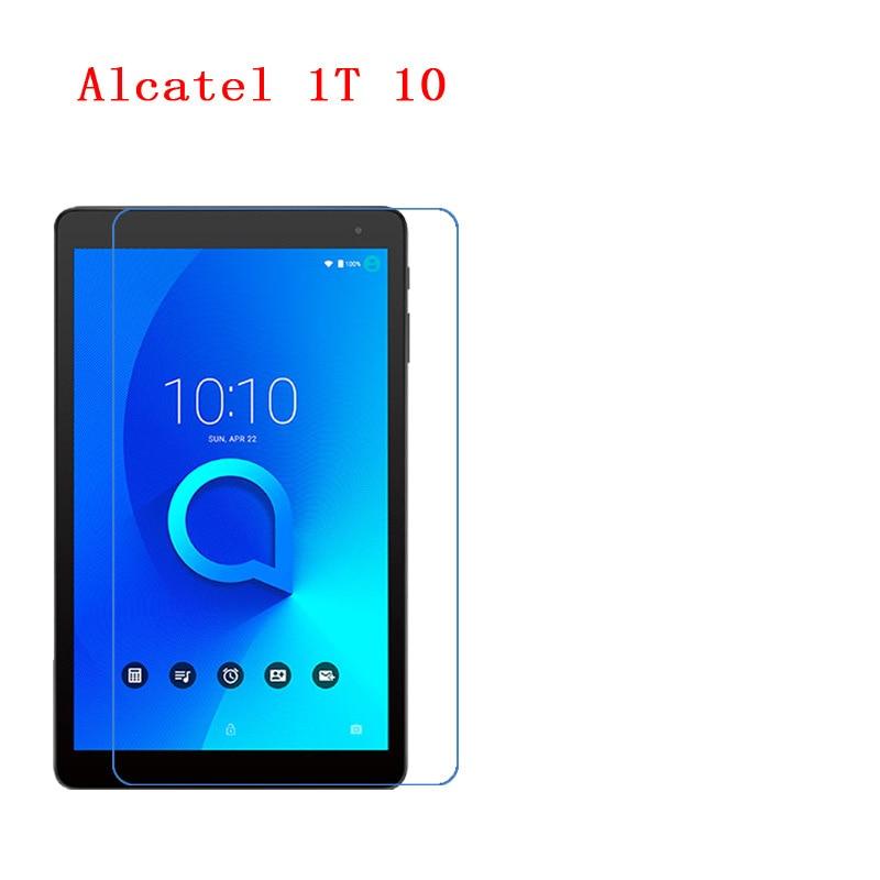 Para Alcatel 1 T 10 tablet 10,1 pulgadas avanzado nuevo tipo funcional resistencia a caídas impacto endurecido Nano 9 H Protector de pantalla