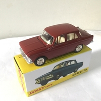 1 43 ATLAS DINKY TOYS 1410 MOSKVITCH 408 Alloy Diecast Car Model Toys Model For Collection